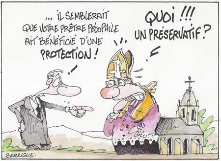Eglise et refus du preservatif