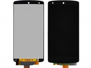nexus 5 screen light