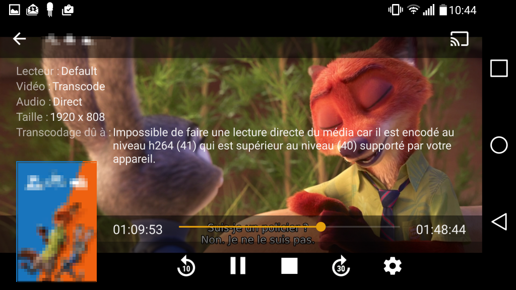 Screenshot Zootopia